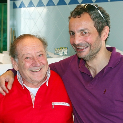 Ciro Mattera e Silvio Costa